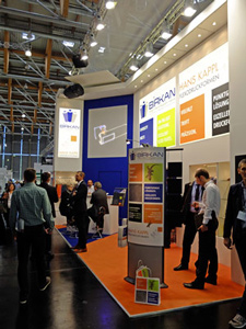 BIRKAN GROUP booth at FachPack 2015