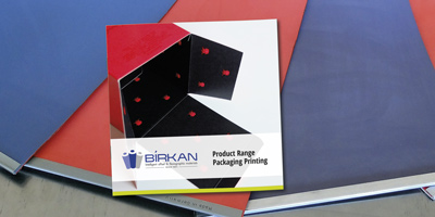 brochure packaging printing