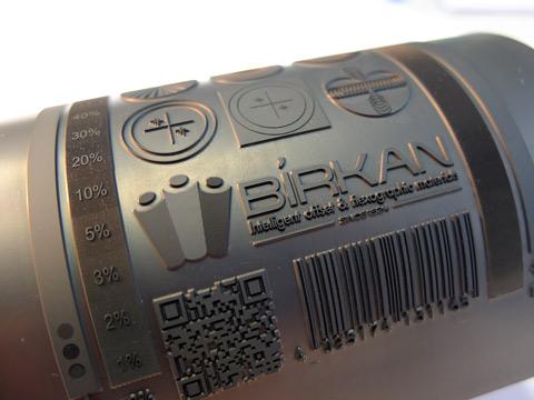 flexo plate sample, elastomer